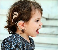 A cochlear implant is a biomedical device that is designed to navigate around the cochlea and transmit its own sound signals to the auditory nerve. To someone who has been deaf their entire lives the impact of this device is unimaginable. Speech Language Therapy, Speech And Language, Modern Miracles, Hearing Impairment, Facial Nerve, Deaf Children, Hearing Problems, Best Speeches, Audio