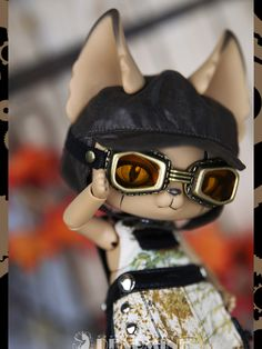 DEAR MINE DOLL 【即納】PICASSO Cocoa skin <2015Autumn> *ココアスキン *メイク付き *Outfit (Antique punk Set)   総合ドール専門通販サイト - DOLKSTATION(ドルクステーション)