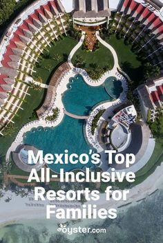 Best All Inclusive family resorts- Mexico All Inclusive Mexico, All Inclusive Family Resorts, Mexico Resorts, Mexico Vacation, Mexico Travel, Beach Resorts, Family Vacations, Family Travel, Dreams Tulum Resort