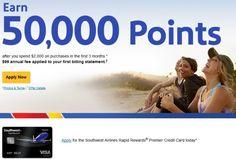 credit card bonus promotions