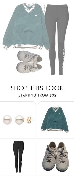 """""""Oh, Agent Starling?"""" by rorollz ❤ liked on Polyvore featuring NIKE, Ivy Park and Superga"""