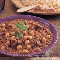 Arabic Food Recipes: Basaleya with Lentil Recipe