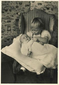 Princesses Beatrix and Irene of the Netherlands