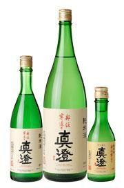 純米酒(Pure rice Sake) 奥伝寒造り - 真澄 蔵元 - 宮坂醸造株式会社(信州諏訪 7号酵母発祥の酒蔵)