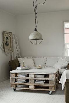 #natural #interior #interieur DIY PALLET DIY Recycled Reciclar palette palet pallet