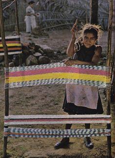 weaving in nicaragua