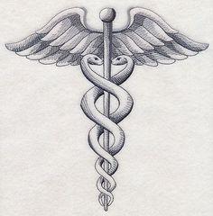 57 super ideas medical symbol tattoo nursing 57 super ideas medical symbol tattoo nursing Source by symbol Caduceus Tattoo, New Tattoos, Tattoos For Guys, Tattoo Symbols, Tatoos, Nurse Symbol, Health Symbol, Medical Symbols, Dna Tattoo