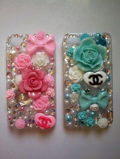 Cute Cell Phone Case by iHeartZena on Etsy, $40.00