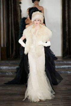 Ralph Lauren : défilé prêt-à-porter automne-hiver 2013-2014, les photos : NEW YORK FULL LENGTH women RALPH LAUREN RF13 2613