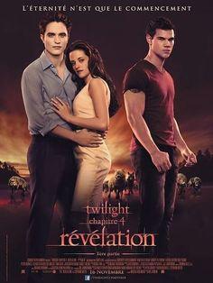 Origine du film : Américain Réalisateur : Bill Condon Acteurs : Robert Pattinson, Kristen Stewart, Taylor Lautner Genre : Fantastique Durée : 1h 57min Date de sortie : 16 novembre 2011 Année de production : 2011 Titre Original : The Twilight Saga: Breaking...