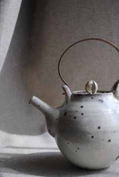 Ryutaro Yamada teapot.