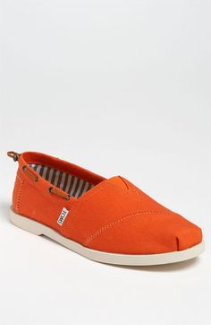 TOMS 'Nautical Bimini' Boat Shoe (Men)