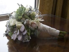 My bridal bouquet by mooflyfoof, via Flickr