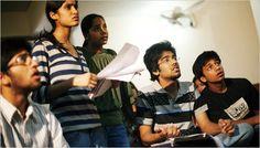 India's college exam season