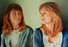 The Genetic Bond, Jolante Hesse, Oil