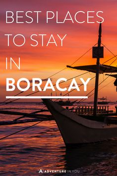 Philippines Travel   Looking for where to stay in Boracay Island, Philippines? Here are a few of our suggestions for the best hotels & hostels