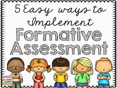 Bright Idea - Formative Assessment!!! Teachable Moments blog