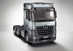 Mercedes-Benz Acros #mbhess #mbtrucks