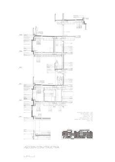 Bloque De Viviendas Sociales En Barajas / EMBT Barajas Social Housing Blocks / EMBT – Plataforma Arquitectura