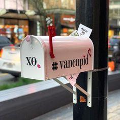 Happy Valentines Day #Vancouver  #VanCupid @robsonstreet