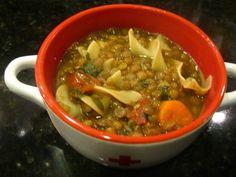Fall Lentil Stew
