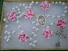 $12. Pretty rosary!