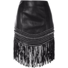 It's time to enlist in the Balmain army and you're going to need the uniform. Shop Balmain at Farfetch today for lashings of glitz and glamour. Ropa Shabby Chic, Moda Country, Embellished Skirt, Fringe Skirt, Fitted Skirt, Eyelet Skirt, Parisian Style, Fashion Outfits, Womens Fashion