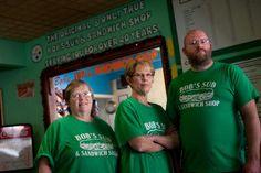 Slippery Rock, Indiana County restaurateurs in sandwich shop standoff | TribLIVE