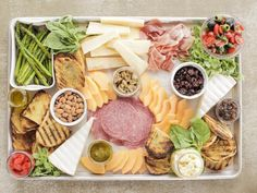 Get Bruschetta Bar to Go Recipe from Food Network