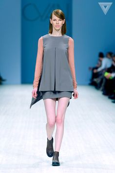 CYAN | 2013 | Ukrainian Fashion Week | FW'2013–2014 Collection