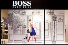 """Hugo Boss """"love stor"""