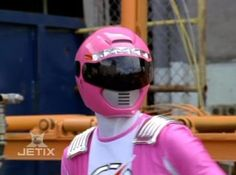 pink overdrive ranger | ... Power Rangers: Operation Overdrive), playing Rose and the Pink Ranger