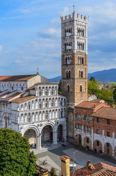Catedral de San Martín (Lucca - Italy)