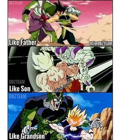 Who did it the best? credit: @dbzteam please give credit if reposted thanks Follow: @dbz.go for more hot content! stay saiyan! Your Opinion Is Important: Leave A Comment