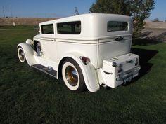 1926 Buick 2 door sedan Streetrod