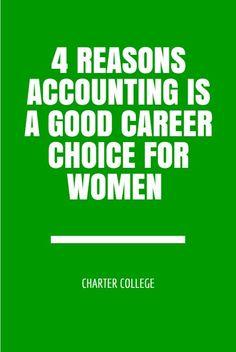 Accounting Career Choices