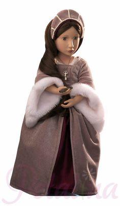 Tudor Era Doll