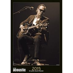 guitar acoustic Kalender 2015 | PPVMEDIEN, 5,00 €