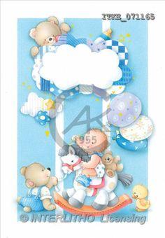 Isabella, BABIES, paintings(ITKE071165,#B#) bébé, illustrations, pinturas