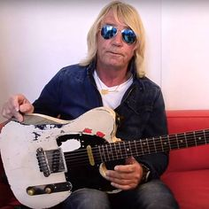 Rick Parfitt - Status Quo rocked all over the world