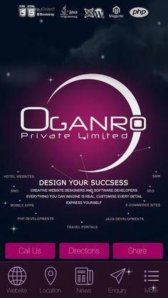 Oganro Beta iPhone app