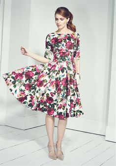The Pretty Dress Company A/W collection at Redlane Boutique, available to buy online now!