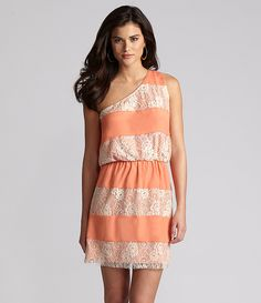 Shop for Miriam Lace-Stripe Dress by Gianni Bini at ShopStyle. Wedding Dresses 2014, Gianni Bini, Express Dresses, Latest Dress, Playing Dress Up, Striped Dress, Dress To Impress, Dress Skirt, Clothes For Women