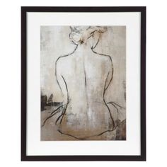 Perfect for the guest bath. I just love this portrait.   Spa Day 3 from Z Gallerie