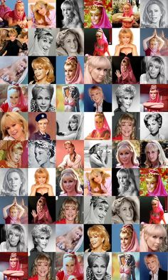 Barbara Eden I dream of Jeannie
