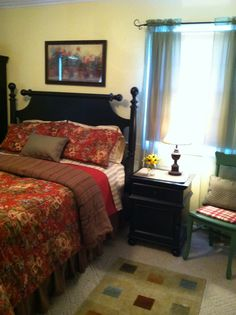 My new french country bedroom.
