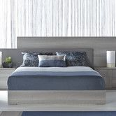 Found it at Wayfair - Vivente Forte Panel Bed