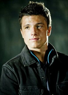 Josh hutcherson this picture makes him look a little bit like Shane Harper
