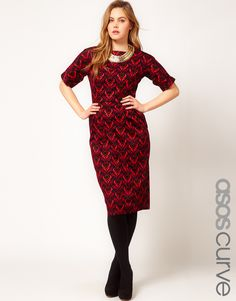 asos curve clothing