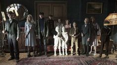 Exclusive first look at Tim Burton's next film, Miss Peregrine's Home For Peculiar Children